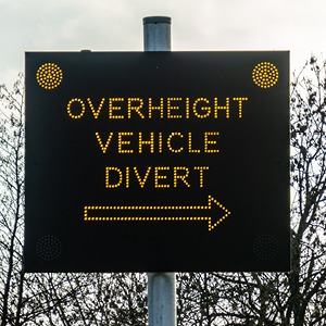 Overheight Vehicle Detection 1