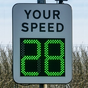 Vehicle Activated Speed Indicator Displays 4