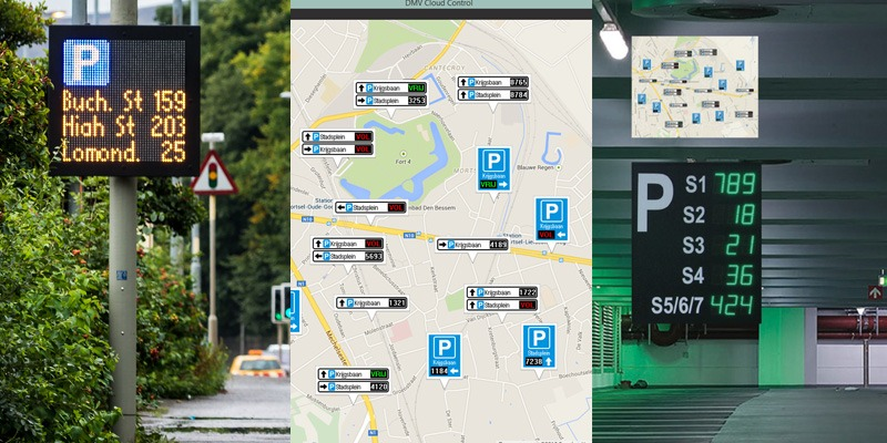 Parking, Tunnel & Toll Signage 1