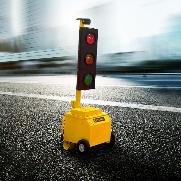 Portable Traffic Signals from Coeval
