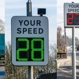Vehicle Activated Speed Indicator Displays 1