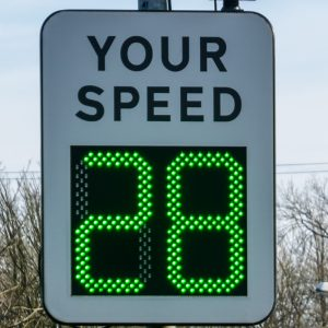 Vehicle Activated Speed Indicator Displays 6