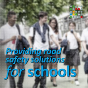 Our signs provide solutions to road safety for children 21