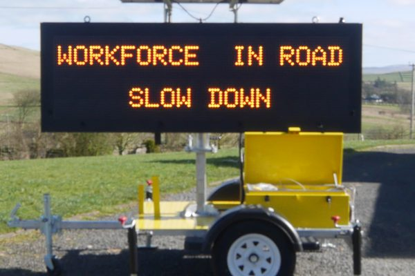 Mobile Variable Message Signs 2