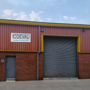 Coeval moves to larger premises in Ireland 1